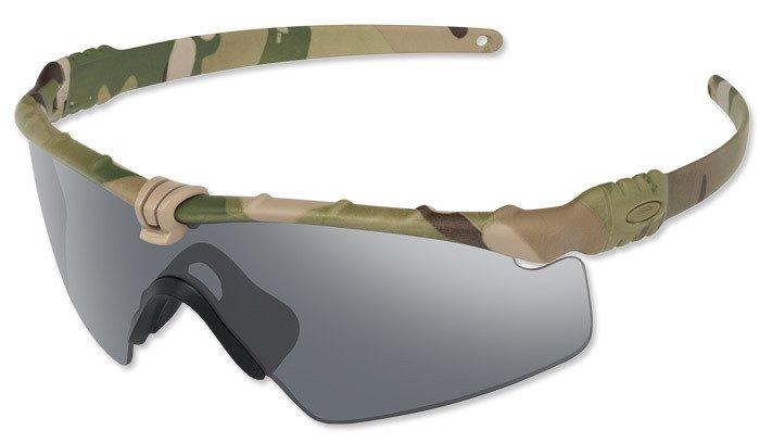 50876ff31b ... Oakley - SI Ballistic M Frame 3.0 MultiCam Sunglasses - Grey -  OO9146-02 ...
