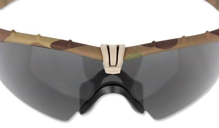 b003cb4663 Oakley - SI Ballistic M Frame 3.0 MultiCam Sunglasses - Grey - OO9146-02