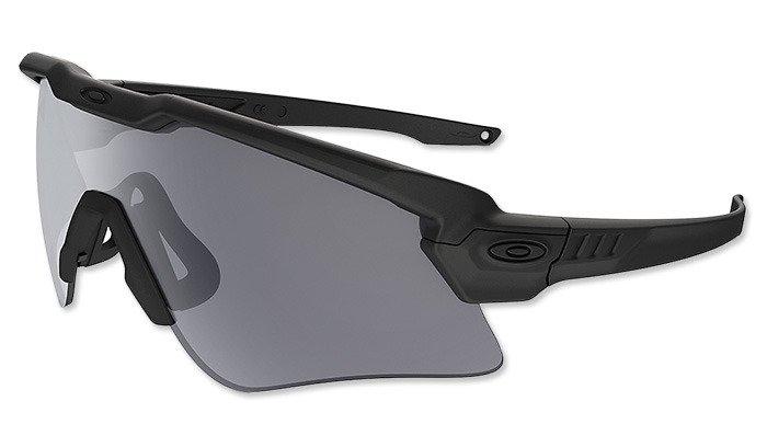 24080f74260 ... Oakley - SI Ballistic M Frame Alpha Matte Black Sunglasses - Grey -  OO9296-04 ...