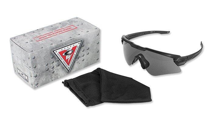 d8754e161f0 Oakley - SI Ballistic M Frame Alpha Matte Black Sunglasses - Grey -  OO9296-04 ...
