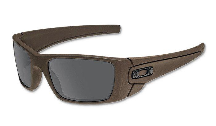 6b3e41fc142 Oakley - SI DD Fuel Cell Cerakote Mil Spec Sunglasses - Black Iridium -  OO9096-G1