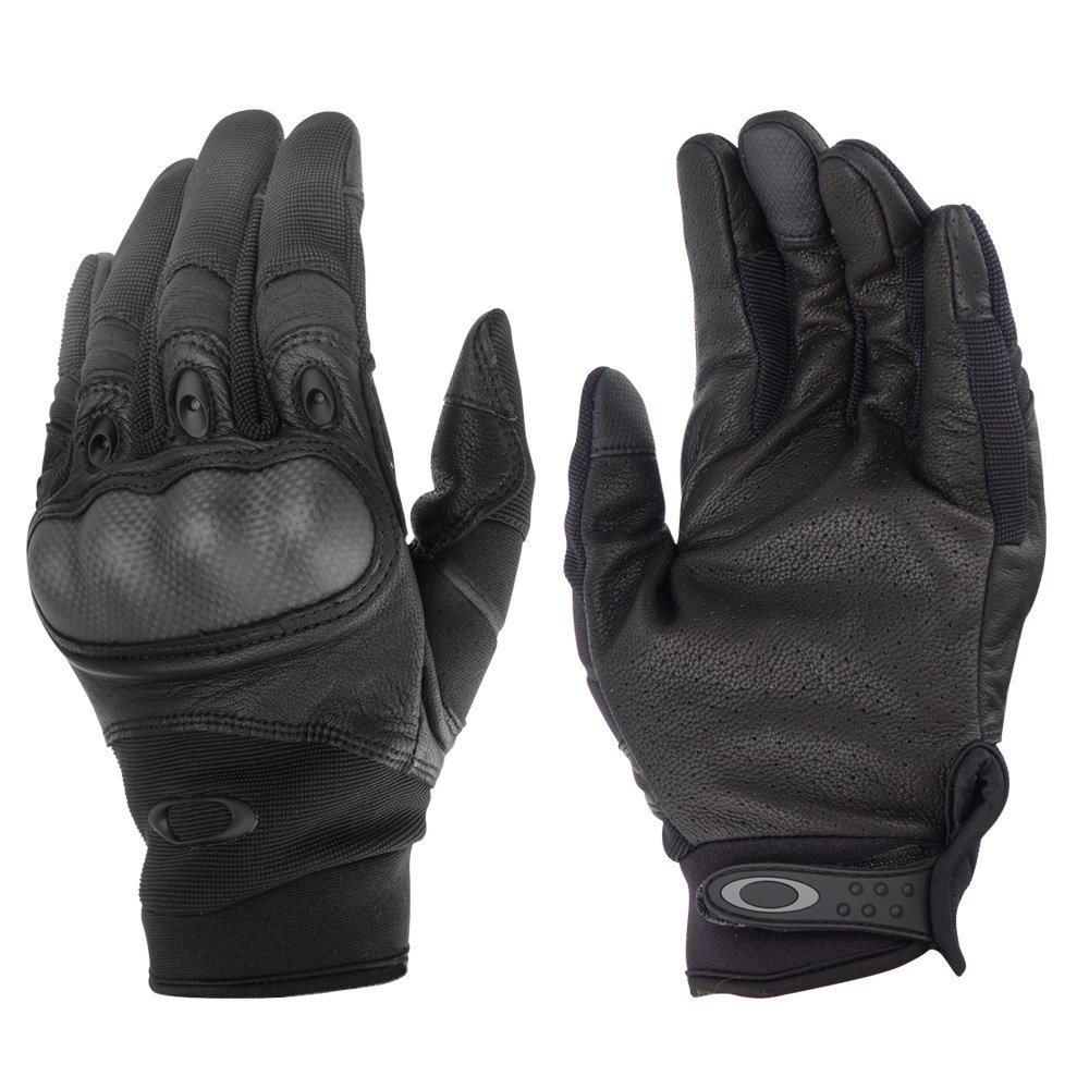 Oakley Si Factory Pilot Gloves 2 0 Black Fos900167 001 Best Price Check Availability Buy Online With Fast Shipping