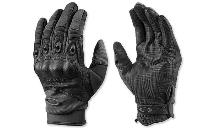 5be9ae93e5 Oakley - SI Factory Pilot Gloves - Black - 94025A-001
