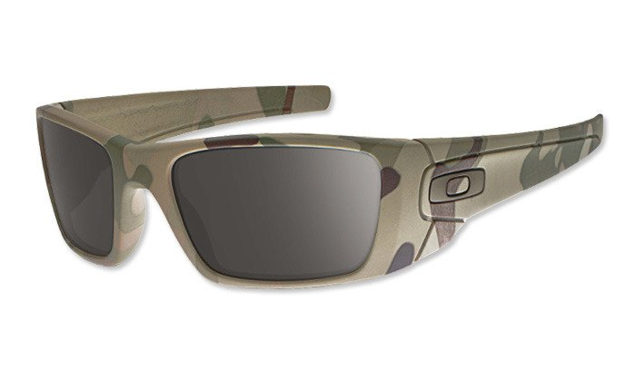 61c85e140bd Oakley - SI Fuel Cell MultiCam Sunglasses - Warm Grey - OO9096-76 ...