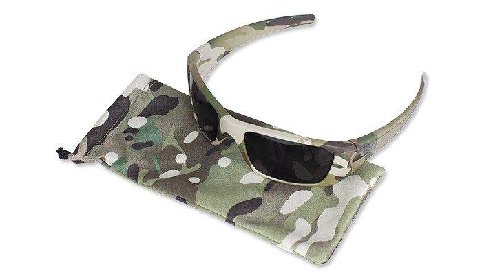 b64ec3474a4 ... Oakley - SI Fuel Cell MultiCam Sunglasses - Warm Grey - OO9096-76 ...