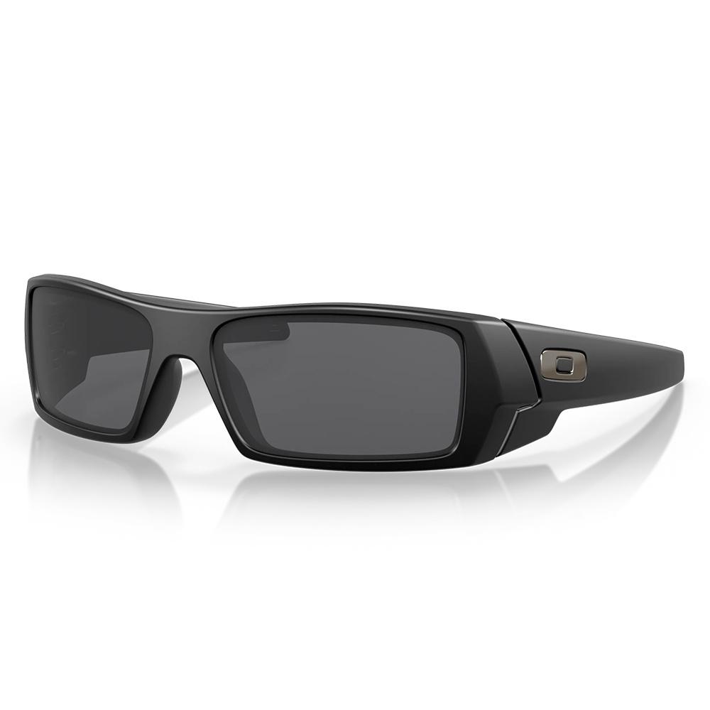 b398255d5cf ... Oakley - SI Gascan Matte Black Sunglasses - Grey - 03-473 ...