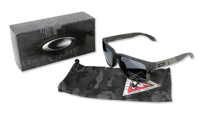 97dee59c61 ... Oakley - SI Holbrook Multicam Black Sunglasses - Grey - OO9102-93 ...