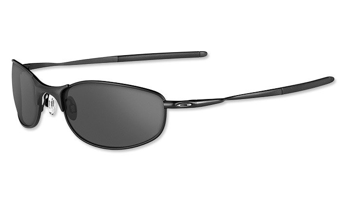 584fc7b2afe ... Oakley - SI Tightrope Matte Black Sunglasses - Grey - OO4040-09 ...