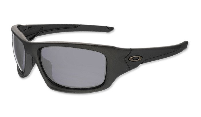 47b6f25aa8b Oakley - SI Valve Matte Black Sunglasses - Grey Polarized - OO9236 ...