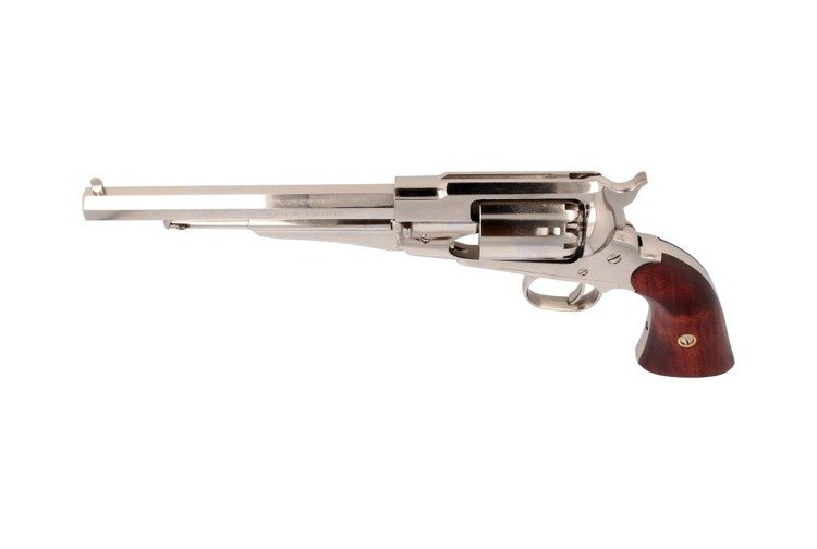 Pietta - Revolver 1858 Remington Texas Nickel  44 - RBN44