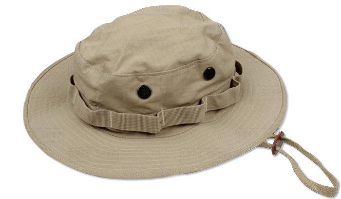 Teesar Inc. - Boonie Hat - RipStop - Tan - 12325004 e8b2b3d6d97