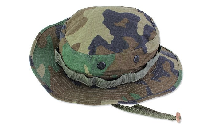 cd2dc98bebe43 Teesar Inc. - Boonie Hat - RipStop - Woodland - 12325020 ☆ SpecShop.pl ☆  Professional Military Shop