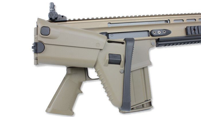 Tokyo Marui Mk 17 Mod 0 Assault Rifle Replica Fde Recoil Shock Next Generation A E G Best Price Check Availability Buy Online With Fast Shipping