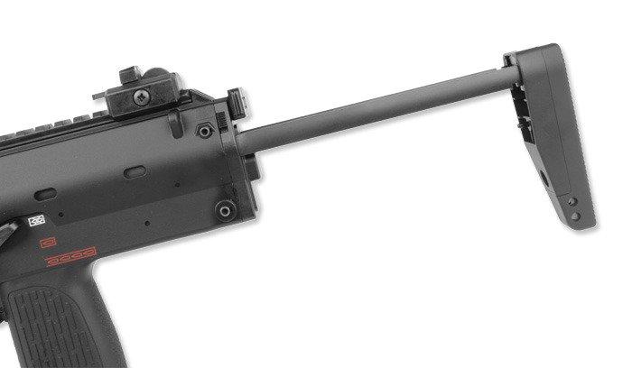 Tokyo Marui - NP7A1 Machine Pistol Replica - GBB
