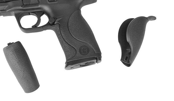 Umarex - AirGun Smith & Wesson M&P 40 TS Blow Back - 4 5 mm - 5 8318