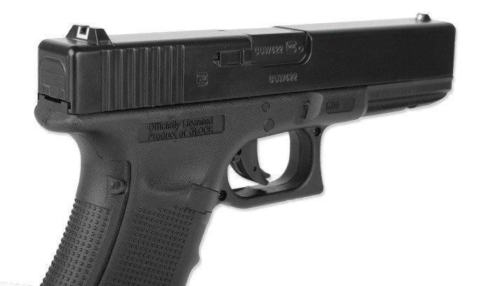 Umarex - Airgun Glock 22 Gen4 - 4,5 mm - 5 8360