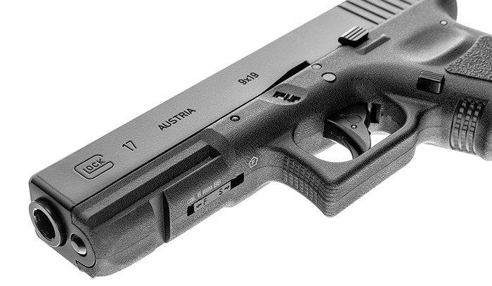 Umarex - Glock 17 Gen3 Pistol replica - CO2 GBB - 2 6428