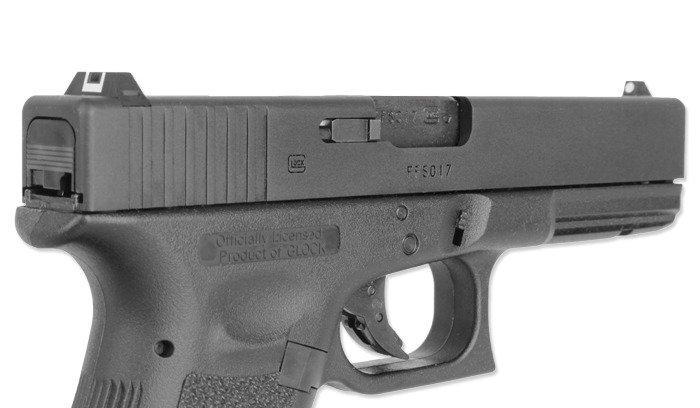 Umarex - Glock 17 Pistol Replica Gen3 - GBB - 2 6411