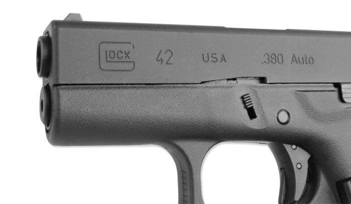 Umarex - Glock 42 Pistol Replica - GBB - 2 6410