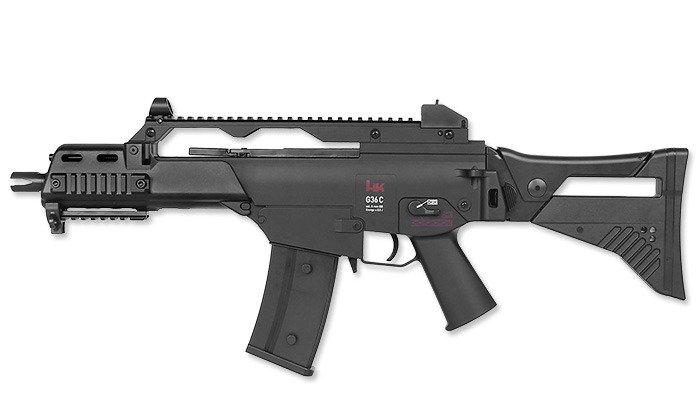 Umarex - Heckler & Koch G36 C IDZ Carbine Replica - Dual Power - 2 6300
