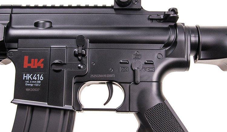 Umarex - Heckler & Koch HK416 CQB Carbine Replica - 2 5947