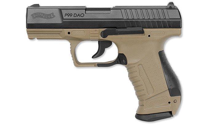 umarex walther p99 dao co2 gbb fde 2 6342 airsoft rh specshop pl Walther P99 Pistol Walther P99 Pistol