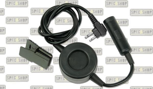 Z-Tactical - TCI PTT Military - Motorola 2-Way