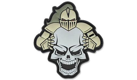 101 Inc. - 3D Patch - Knight - Sand