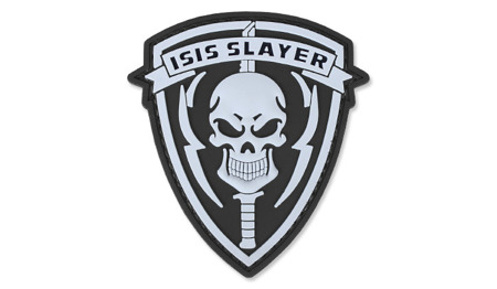 4TAC - PVC Patch - ISIS Slayer