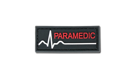 4TAC - PVC Patch - Paramedic