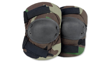 ALTA - Elbow Pads Flex Military - Woodland - 53010-08