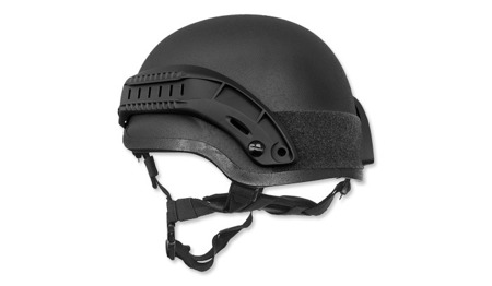 ARCHIVE - BFT - MICH 2002 Armed Helmet - Black