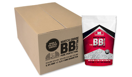 Arma Tech - Match Grade Airsoft BB Pellets - 0.20g - 20 x 5000 rds - BOX