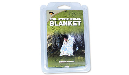 BCB - Emergency Foil Blanket - CL041
