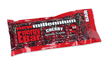 BCB - Millenium Energy Bar - Cherry - RF0014