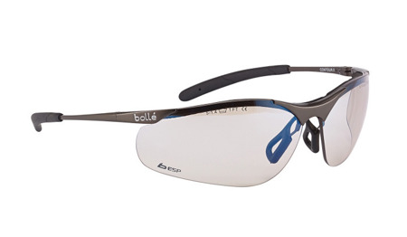 Bolle Safety - Safety Glasses CONTOUR Metal - ESP - CONTMESP