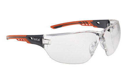 Bolle Safety - Safety glasses NESS+ - Clear - NESSPPSI