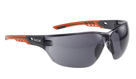 Bolle Safety - Safety glasses NESS+ - Smoke - NESSPPSF