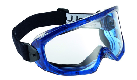 Bolle Safety - Safety goggles SUPERBLAST - Ventilated - Clear - SUPBLAPSI