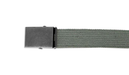 Canvas Belt - 38mm - OD Green