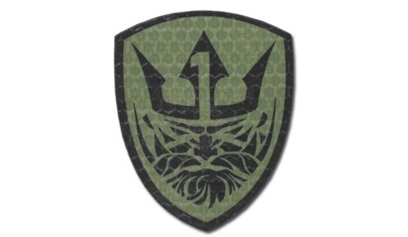 Combat-ID - Patch AFO Team Neptune One - OD - Gen I