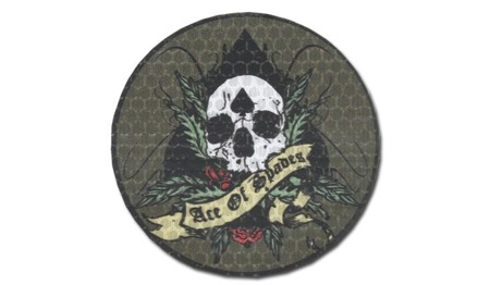 Combat-ID - Patch Ace Of Spades - Gen I