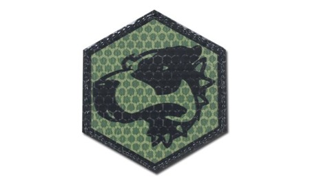 Combat-ID - Patch Bloodhound - OD - Gen I