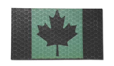 Combat-ID - Patch Canada - Large - Green - Gen I