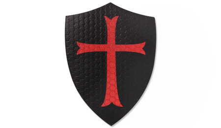 Combat-ID - Patch Crusader Shield - Gen I