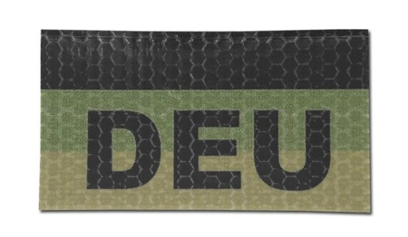 Combat-ID - Patch Germany - Large - OD / CT - Gen I