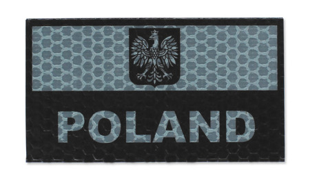 Combat-ID - Patch Poland - Large - Foliage - Gen I - A1