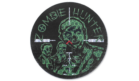 Combat-ID - Patch Zombie Hunter - Sniper - Gen I