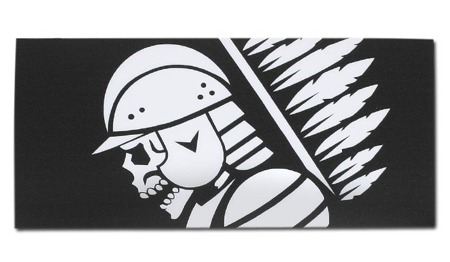 Combat-ID - Sticker - Hussar - For glass