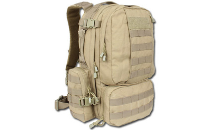 Condor - Convoy Outdoor Pack - Coyote Tan - 169-003